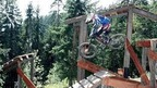Mountain Biking in Crans-Montana, Switzerland