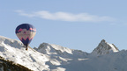 Crans-Montana Hot Air Ballooning - for incredible views of the Valais Alps and the Rhone Valley