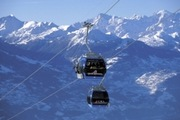 Crans-Montana mountain rides for easy access of the ski slopes