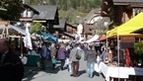 the Saanen Market for local products and fresh produce