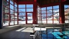Indoor Swimming Pool at the Muerren Sports Center