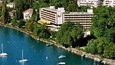 5-star Hotel Royal Plaza on the shores of Lake Geneva in Montreux, Switzerland