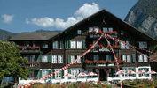 The 3-star Hotel Chalet Swiss, Interlaken Switzerland