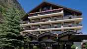The 4-star Hotel Mirabeau in Zermatt, Switzerland
