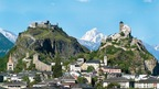 Sion - Capital of the Valais, Switzerland