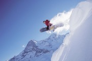 The Wengen - Jungfrau Region Snowsports Area offers numerous options for snowboarders, freestylers and freeriders.